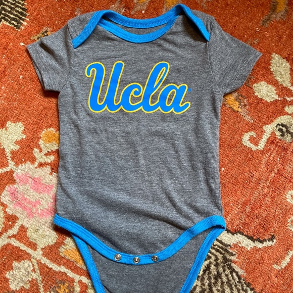 UCLA Authentic Apparel Other - UCLA baby onesie
